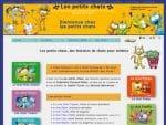 Site statique les petits chats version 1